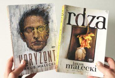 Konkurs: Wygraj książki Jakuba Małeckiego w specjalnym wydaniu z dużą czcionką!