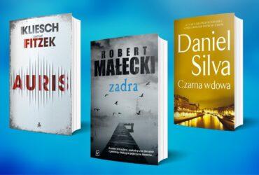 Bestsellery z dużą czcionką. Nowości w serii Wielkie Litery!