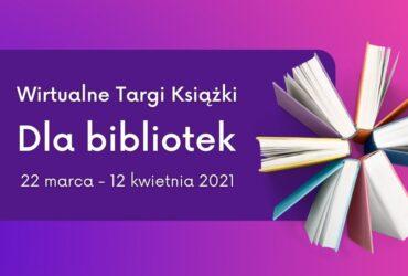 Wielkie Litery na Wirtualnych Targach dla bibliotek